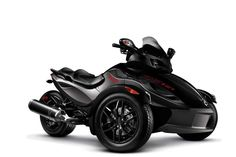 Can-Am Spyder-RS-2011