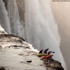 SOUTH AFRICA - Devils pool, Victoria Falls