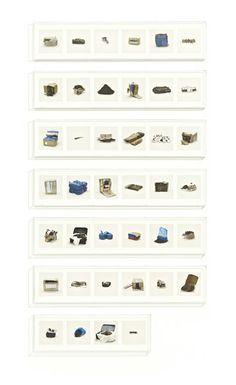 Installation - documentation as evidence: Taryn Simon // Contraband