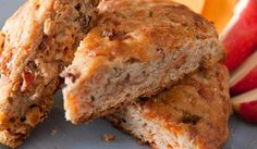GoBarley   Cheese, Onion and Bacon Scones