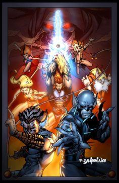 ThunderCats - Thundercats Fan Art (25642956) - Fanpop