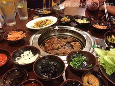 Dena Loves Food Rice Market Restaurant All You Can Eat Korean Bbq 7525