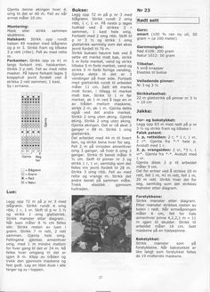 Album Archive - Dukketøj til Baby Born 2 - Ingelise Knitted Doll Patterns, Knitted Dolls, Baby Knitting Patterns, Baby Born Clothes, Album, Barbie And Ken, Clothing Patterns, Baby Dolls, Doll Clothes