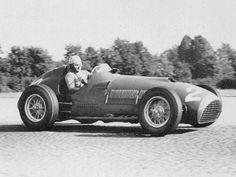 Milésimas: Un 16 de septiembre de 1933 ganaba Eddie R. Hall las 500 Millas de Brookland y de 1951 Alberto Ascari triunfaba en el XXII Gran Premio de Italia.
