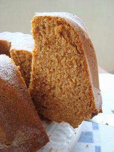 Bundt Cake de Abóbora e Especiarias