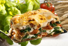 Lasanha vegetariana - Ideal Receitas