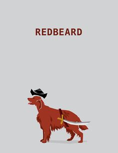'Do you remember Redbeard?', by simplecontagious (feb 2014)
