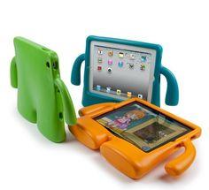Nice iPad case for kids.