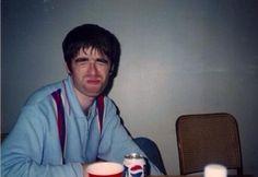 Las Peores fotos del Rock: Noel Gallagher, el (más) feo de los Oasis.