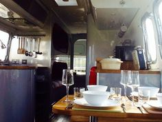 4 Berth Airstream Cornwall Holiday Accommodation - Finley - Homeland Farm Aistream Holiday Rentals
