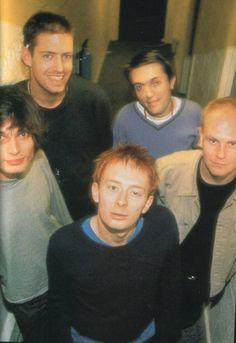 #Radiohead - The Bends era