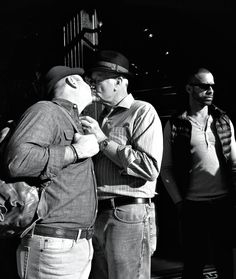 """""""People will stand in front of me and not pay me any mind,"""" Clay Benskin said. """"I guess I have no presence."""" Going unnoticed on New York City streets is one of Mr. Benskin's greatest advantages as a street photographer — mastering thousands of beautiful black-and-white photos."""