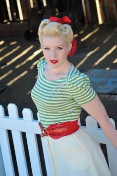 Soft recycled cotton from Japan! 3 colors https://www.etsy.com/listing/68060818/1930s-style-sailor-stripe-boatneck