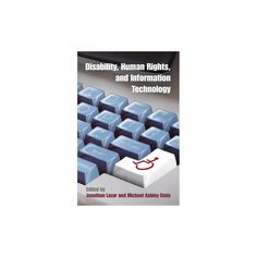 Disability, Human Rights, and Information Technology (Hardcover)