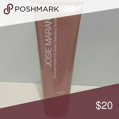 Josie Maran Whipped Argan Oil Cleansing Butter This is new and never opened.  No trades.   Please submit any offers through the offer option. Sephora Makeup