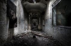 Hellingley abandoned asylum...