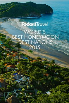 Our picks for 2015's best honeymoon destinations, each with that little something extra.