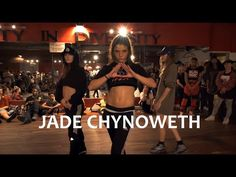 JADE CHYNOWETH - BEST DANCE COMPILATION (PART 2) - YouTube