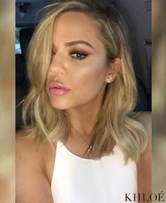 khloe kardashian short hair - Google Search