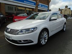 2013 13 Volkswagen CC 2.0 GT TDI BLUEMOTION TECHNOLOGY DSG | £11,594 | FINANCE FROM: £206.26 P/M *
