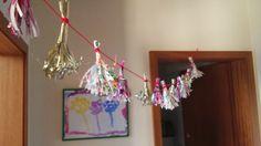 HohlwegsSchoeneDinge: Girlande fürs Fest
