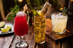 Take a rum-tastic journey at Bahama Breeze during Rumtoberfest and discover the pleasures of sipping, mixing & cooking with rum!