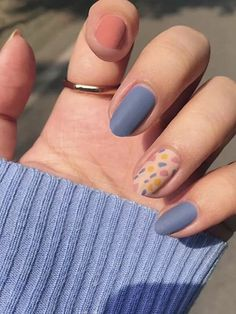 Best Acrylic Nails, Acrylic Nail Designs, Shellac Nail Designs, Designs For Nails, Nail Design For Short Nails, Cute Simple Nail Designs, Short Nail Designs, Stylish Nails, Trendy Nails