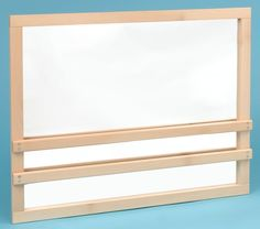 Mirror with handrail attachment - medium