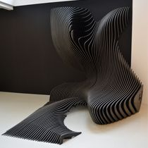 Around Clerkenwell: Zaha Hadid's Design Gallery Opens via @wgsn_official