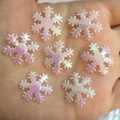 100pcs 20mm ABsnowflake Appliques Wedding /Christmas decoration /craft DIY A048 -  http://mixre.com/100pcs-20mm-absnowflake-appliques-wedding-christmas-decoration-craft-diy-a048/  #ChristmasDecorationSupplies