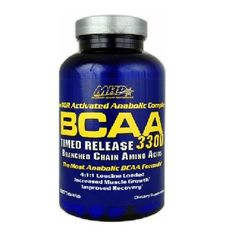Bcaa 3300 Timed Release 120cps | MHP