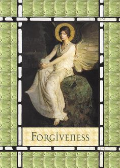 Oracle Card Forgiveness   Doreen Virtue - Official Angel Therapy Website