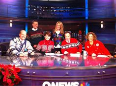 9News Rocks the Goodwill Holiday Sweaters