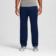 Men's Activewear Pants Dark Night Blue Xxl X 34 - C9 Champion