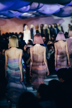 Marc Jacobs. Runway. Fashion Week.