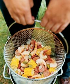 Low-Country Boil|