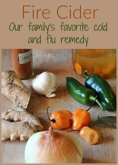 DIY Natural Cold and Flu Remedy - It Takes Time