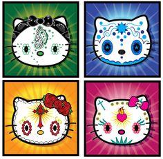 Quatro Gatitas by Chubby-Cherub.deviantart.com on @deviantART