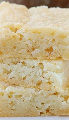 Traditional Dutch Butter Cake - Only four ingredients.