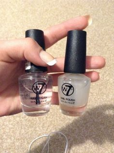 Great top and base coat ! Inexpensive and I recommend xxx