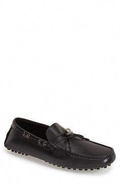 ce3c30099ba Alexander McQueen Skull Driving Shoe (Men) available at  Nordstrom   AlexanderMcQueen Skull Shoes