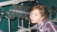 Meerrauschen in verschiedenen Glashorchophon-Formen