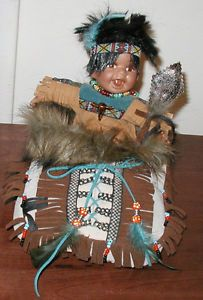 32 Best Native American Dolls Images Native American