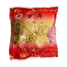 Golden Lily Dried White Fungus 100g