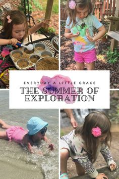 Catching Up: The Summer of Exploration 😎 – Everyday a Little Grace