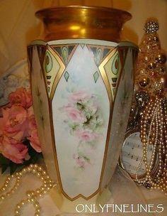 20th Vase Perfect Condition Fragrant Aroma Gerald Pott Large Ceramist Bourgogne