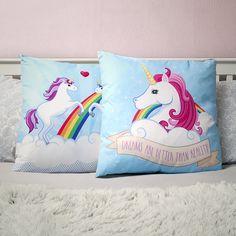 Cuscini Unicorni #unicorn #unicorni #cuscini #cushions #complementi #arredo