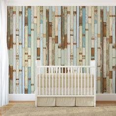 1000 ideas about papier peint imitation bois on pinterest couleur de chamb - Papier peint imitation lambris bois ...