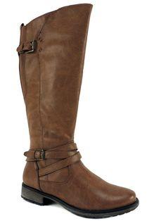 Bare Traps Women's Suzanna Riding Boots Natural Brown Size 8.5 (B, M) #BareTraps #RidingEquestrian #Casual