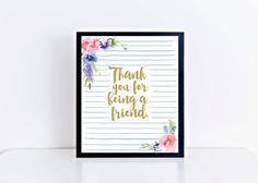 Golden Girls Quote Intro Theme Song par TheMooseandGoose sur Etsy